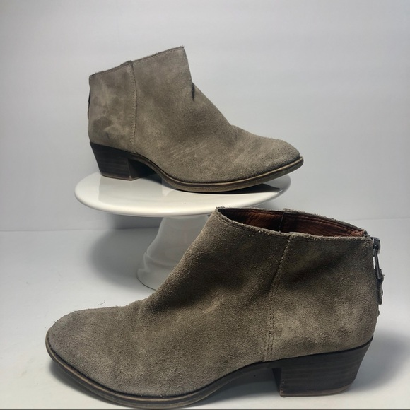 Lucky Brand Ankle Boots #6.5